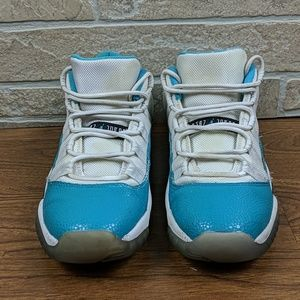 6bb1c346421 Jordan Shoes | 11 Xi Retro Low Aqua Safari 85 Women 7 Men | Poshmark